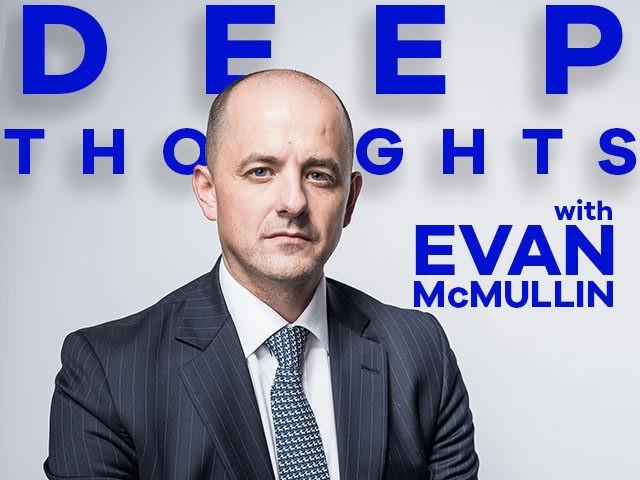 Presidential candidate Evan McMullin
