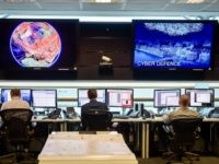 The 24 hour Ops room inside GCHQ, Cheltenham. PRESS ASSOCIATION Photo. Picture date: Tuesday November, 17, 2015. See PA story POLICE Paris Cyber. Photo credit should read: Ben Birchall/PA Wire