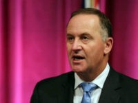 (AFP) - Popular New Zealand Prime Minister John Key announced …