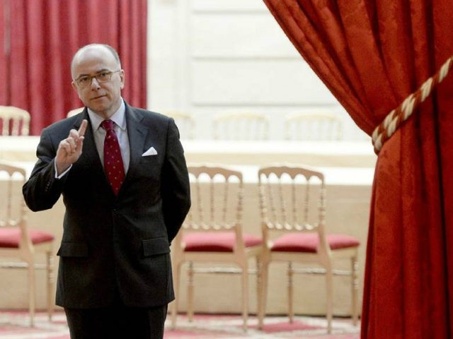 (AFP) - French Interior Minister Bernard Cazeneuve was appointed as …