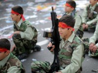 Iranian 'Military-Religious Amusement Park' Lets Kids Practice Attacks on Israel