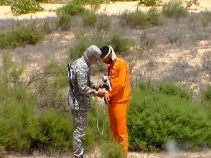jihadi execution