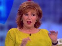 Joy Behar Says Trump Has 'Mental Illness' — 'Not Right in the Head'