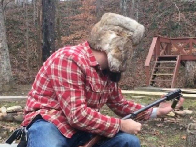 VIDEO: Man Strings Shotgun like Guitar, Plays Music, Shoots Target