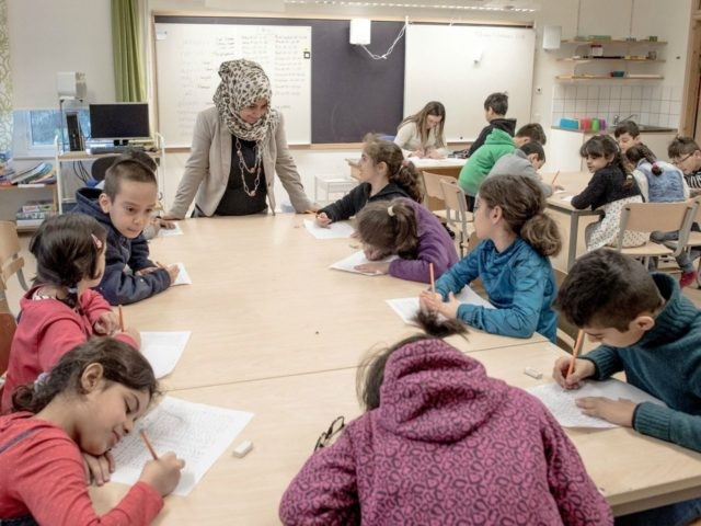 migrant school Sweden