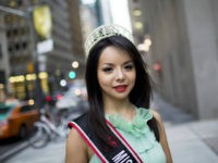 TORONTO, ON - NOVEMBER 12 - Portrait photo of Anastasia Lin, Miss World Canada, 2015. Lin has not received the letter from the local Chinese government that would allow her to apply for a VISA in time to make the Nov. 20 deadline for the international beauty competition. Lin says …