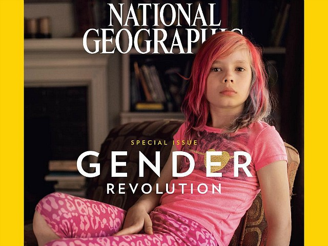 national geographic celebrates transgender child on