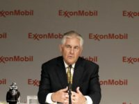 Report: Exxon Mobil CEO Rex Tillerson Expected to Be Named Secretary of State, John Bolton as Deputy