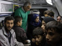 Russia Rejects Asylum Seekers Because Homeland Syria Isn't Dangerous Enough