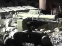 Report: Russian Forces Use Weaponized Robot to Take Out Islamic State Leader