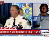 MSNBC Apologizes For Sheriff Saying 'C**n,' 'F*ggot' During Live Press Conference