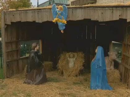 War on Christmas: Atheists Threaten to Sue Ohio Town for Nativity Scene