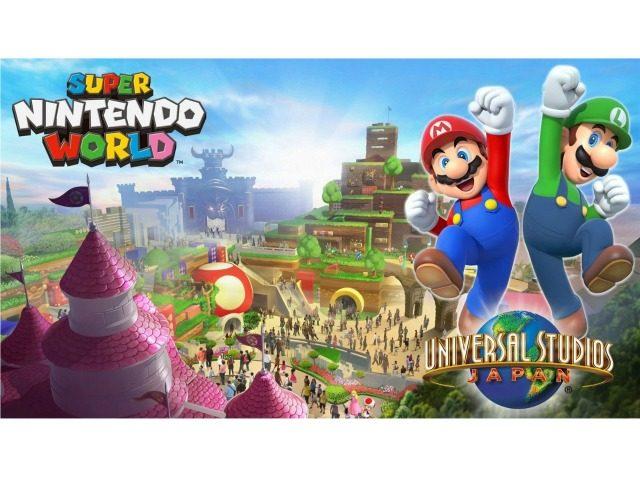 Universal studios adding super nintendo world to japanese theme universal studios adding super nintendo world to japanese theme park publicscrutiny Choice Image