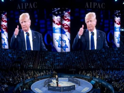 Pollak: AIPAC's Last Resort Is to Support Trump's Middle East Peace Plan