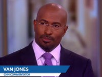 CNN's Van Jones: To a Whole Generation of Young People the NRA Is Like the KKK
