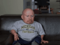 VIDEO: Michigan Man Verne Troyer Hypnotized to Trash Beloved Wolverines