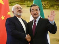 China Teams Up with Iran to Preserve Nuclear Deal