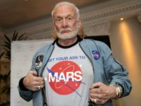 Former NASA astronaut Buzz Aldrin's recovery from illness is being credited to David Bowie -- a New Zealand doctor not the late british musician