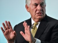 Rex Tillerson on Being Secretary of State: 'I Didn't Want This Job'