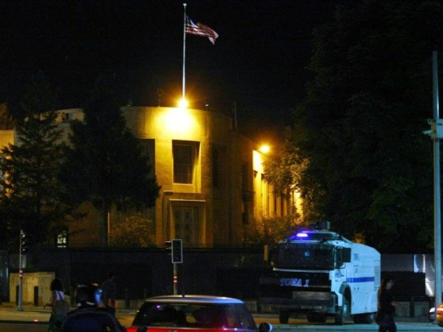 US embassy in Ankara