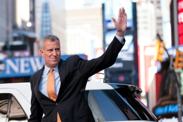 De Blasio has a plan