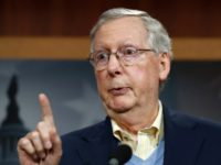 FILE - In this Nov. 9, 2016 photo, Senate Majority Leader Mitch McConnell of Ky. speaks during a news conference on Capitol Hill in Washington. McConnell said Saturday Congress will act early next year to repeal President Barack Obama's health care law, but delay the changes as Republicans try to …