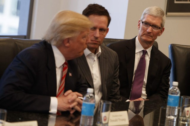 Ferenstein: Silicon Valley's Oddly Illogical Rage Towards Trump Advisers