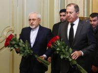 Sergey Lavrov, Mohammad Javad Zarif