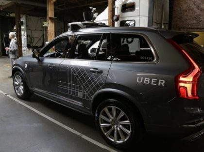 Google-Founded Company Sues Uber over Alleged Self-Driving Car Tech Theft
