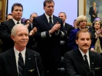 U.S. Airline Pilots Rally at White House: Will Ask Trump To Block Obama's Export of White-Collar Jobs