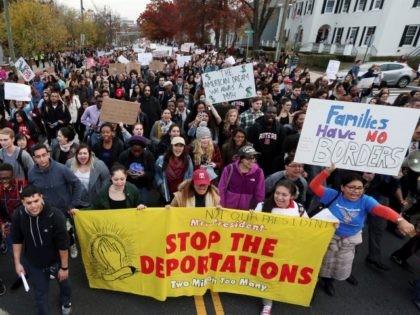Trump Campus Protests Rutgers