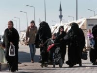Syria-based refugees islamic state