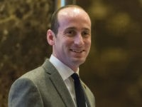 Stephen Miller, Senior policy advisor to President-elect Trump, is seen the lobby of Trump Tower in New York, NY, USA on January, 9, 2017. Credit: Albin Lohr-Jones / Pool via CNP /MediaPunch/IPX
