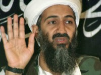 Al Qaeda leader Osama bin Laden speaks at a news conference in Afghanistan in a 1998 file photo. REUTERS/Stringer/Files