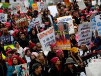 Anti-Trump Women Marchers Threaten to Never Leave Washington, DC