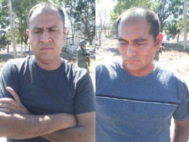 Army Zetas Smugglers