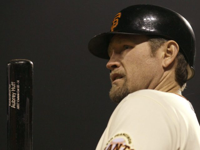 Aubrey Huff (Jeff Chiu / Associated Press)