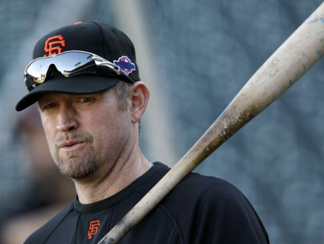 Aubrey Huff (Eric Risberg / Associated Press)