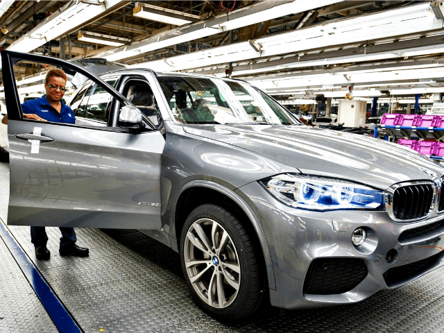 BMW-X5-production