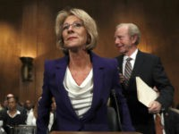 Joe Lieberman: Betsy DeVos Is Qualified Because She Is Not Part of the Education Establishment