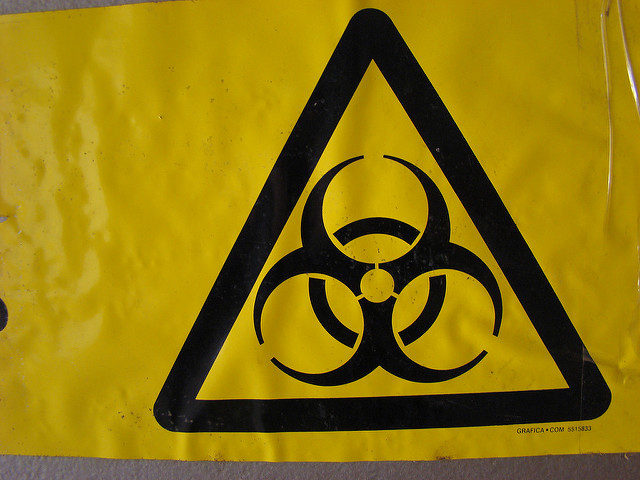 Biohazard (Francisco Javier Argel / Flickr / CC)