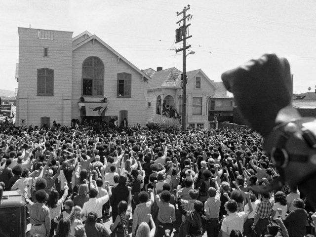 Black Church Oakland 1971 (Robert Klein / Associated Press)