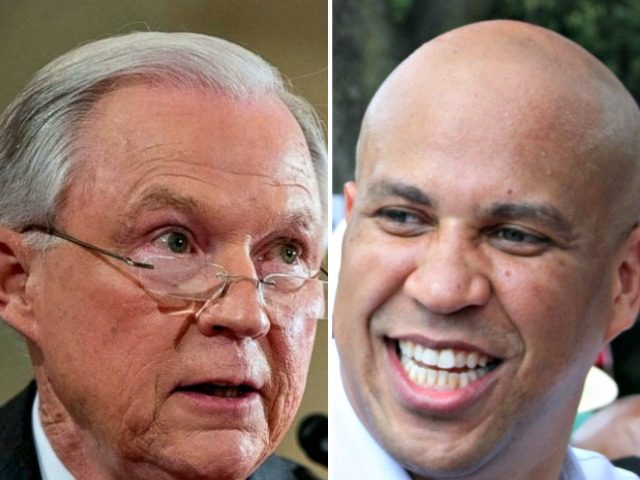 Booker vs Sessions