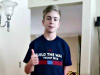Build the wall shirt-student