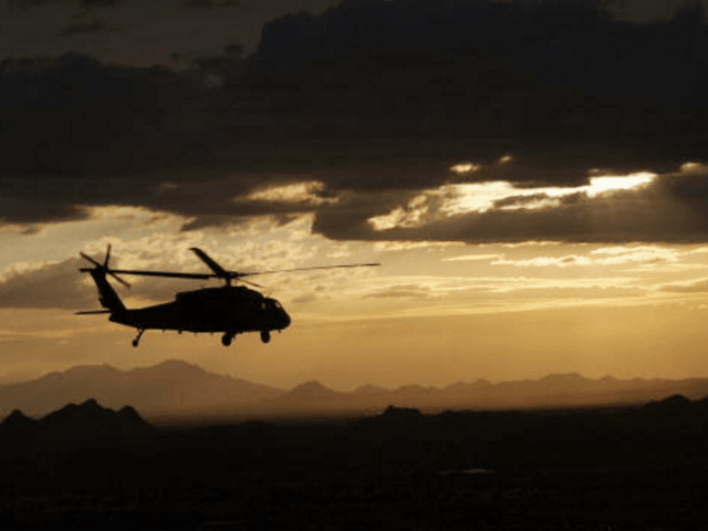 CBP helicopter