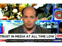 CNN's Brian Stelter: MSM Must Discuss How Much Trump Immigration Policies 'Fueled By Racism'