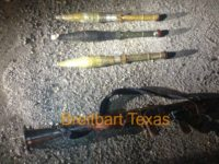 Mexican Cartel Stockpiling Grenade Launchers at Texas Border