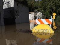 California rains and flooding (Matt Cowan / Getty)