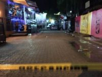GRAPHIC: Crime Scene Photos Reveal Chaos after Shooting near Mexico's Cancun