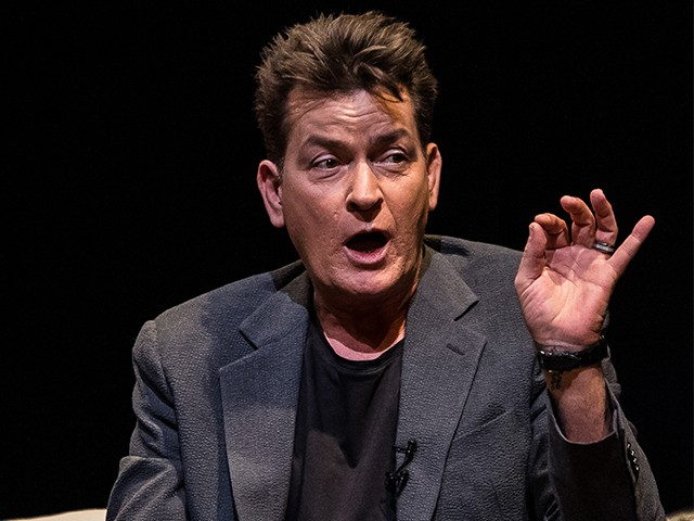Charlie Sheen on Trump: 'We Look Forward to Impeachment ...